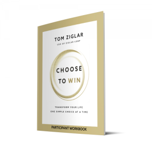 choose to win workbook